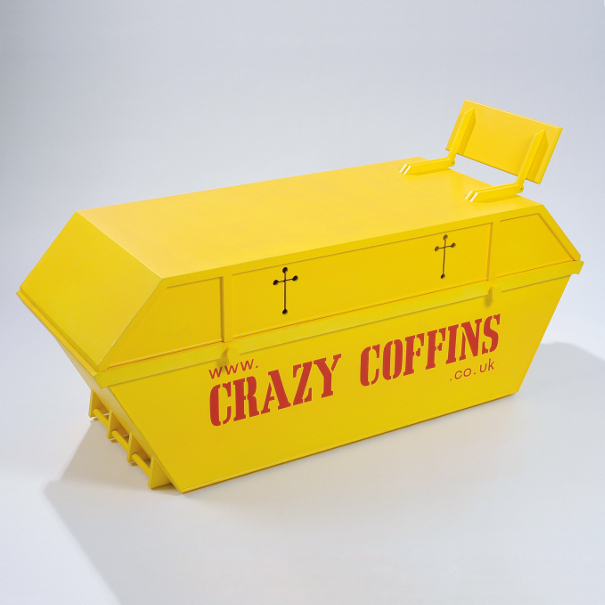 The Skip - Crazy Coffins