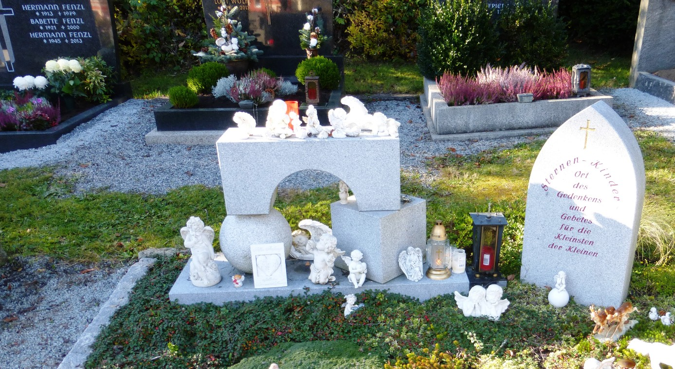 Sternenkinder Friedhof